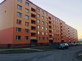 Prodej, byt 1+1, Bystřice pod Hostýnem, ul. Sídliště