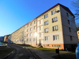 Prodej, byt 1+kk, 21 m2, DV, Aš, ul. Hlavní