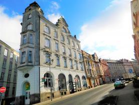 Prodej, nebytový prostor, 128 m2, PV, Aš, ul. Hlavní