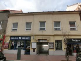 Pronájem, byt 3+1, 81 m2, Pardubice - centrum