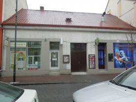 Pronájem, obchodní prostory, 63 m2, Pardubice