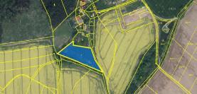 Prodej, pozemek, 3867 m2, Předslav - Makov