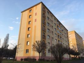Pronájem, byt 2+1, 55 m2, Most, ul. Jaroslava Vrchlického