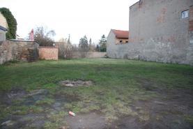Prodej, stavební parcela, 604 m², Velvary