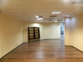 Pronájem, komerční prostory, 110 m2, Brno, Příkop