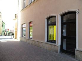 Pronájem, nebytové prostory, 16 m2, Jičín, ul.Tylova