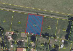 Prodej, pozemek 1211 m2, OV, Jindřichovice
