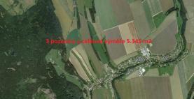 Prodej, louka, 5345 m2, Lubná u Poličky