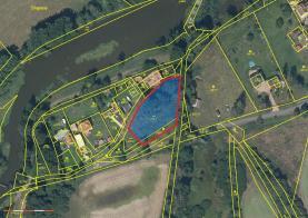 Prodej, stavební pozemek, 1908 m2, Cheb, Háje