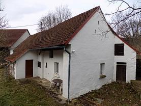 Prodej, chalupa, 80 m2, Strážovice, Pačejov