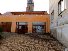 Pronájem, komerční prostory, Čáslav