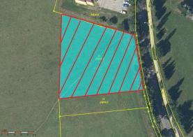 Prodej, pozemek, 3192 m2, Horní Slavkov