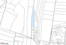 Prodej, pozemek vhodný k výstavbě, 822 m2, Křesetice