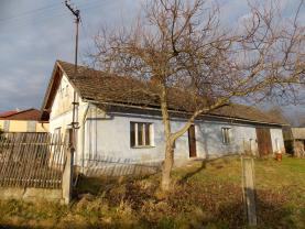 Prodej, rodinný dům 2+1, 70 m2, Rybnice