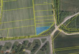 Prodej, pole, 11601 m2, Starý Mateřov