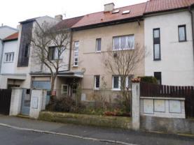 Prodej, rodinný dům 4+1, Praha 9 - Střížkov, ul. K Lipám