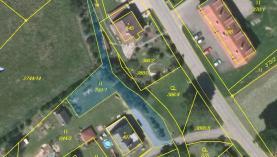 Prodej, pozemek, 667 m2, Rudoltice u Lanškrouna