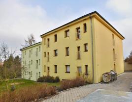 Prodej, byt 1+kk, 28 m2, DV, Hostivice, ul. Školská
