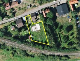 Prodej, stavební pozemek, 1195 m2, Vráž u Berouna