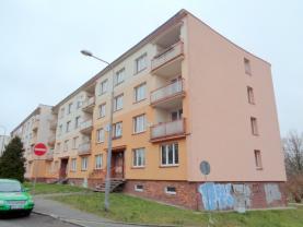 Prodej, byt 3+1, OV, 63 m2, Cheb, ul. Lesní