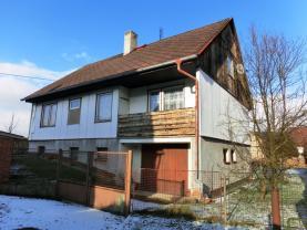 Prodej, rodinný dům, 115 m2, Šluknov