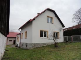 Prodej, rodinný dům 6+1, Vepříkov
