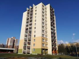 Prodej, byt 1+kk, 32 m2, Ostrava - Poruba, nám. V. Vacka