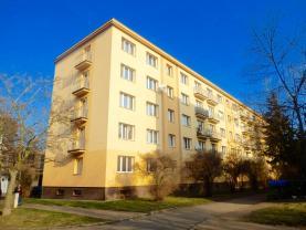 Prodej, byt 2+1, 56 m2, Plzeň, ul. Táborská