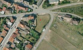 Prodej, stavební parcela, 1102 m2, Mělník