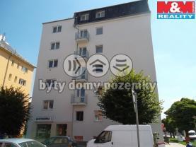 Pronájem, byt 3+1, 25 m2, Olomouc, ul. Zeyerova, pokoj