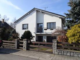 Prodej, rodinný dům 8+1, Zahájí u Hluboké nad Vltavou