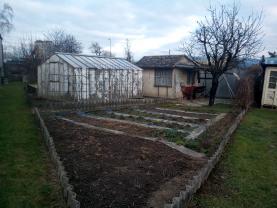 Prodej, zahrada, 205 m2, Šumperk