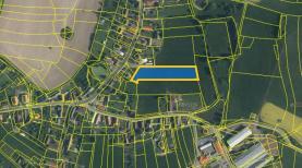 Prodej, pozemek, 4582 m2, Jarov