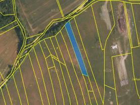 Prodej, pozemek, 4492 m2, Chvalčov