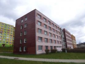 Pronájem, byt 2+1, 42 m2, Jindřichův Hradec
