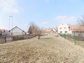 Prodej, stavební pozemek, 1055 m2, Stěžov, okres Příbram