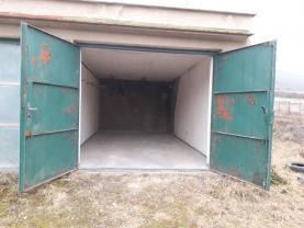Pronájem, garáž, 21 m2, Beroun