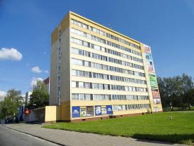 Pronájem, byt 2+1, Hradec Králové, Ak. Heyrovského
