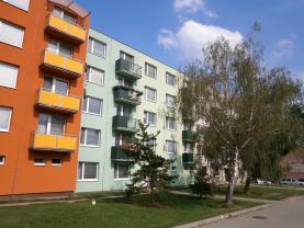 Prodej, byt 1+1, 32 m2, Hrušovany nad Jevišovkou