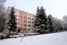 Prodej, byt 1+kk, 28 m2, Pardubice - Polabiny