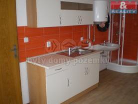 Pronájem, byt 1+1, 42 m2, Křelov, ul. Sabinova