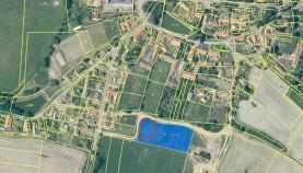Prodej, stavební pozemek, 1524 m2, Králova Lhota