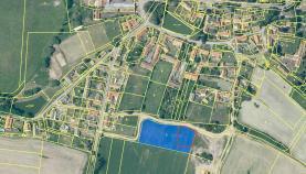 Prodej, stavební pozemek, 1525 m2, Králova Lhota
