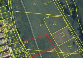 Prodej, stavební pozemek, 1848 m2, Nečtiny - Plachtín