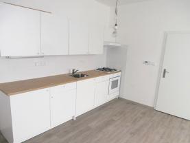 Pronájem, byt 2+kk, 43 m2, Ostrava, Slezská Ostrava