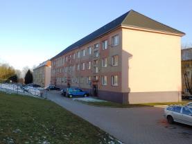 Prodej, byt 1+1, 39 m2, Habartov, ul. 1. Máje