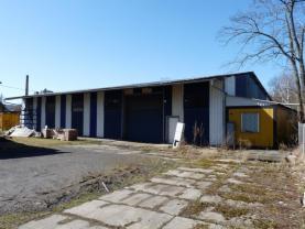 Prodej, skladovací hala, 653 m2, Šluknov