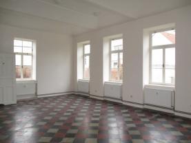 Pronájem, kancelář, 57 m2, Jičín, ul. B. Němcové