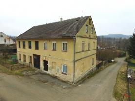 Prodej, rodinný dům, Žandov - Heřmanice u Žandova