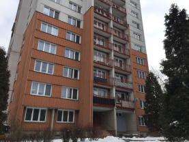 Prodej, byt 1+kk, Ostrava, ul. Petruškova